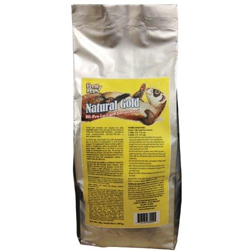 Natural Gold Ferret Food Good