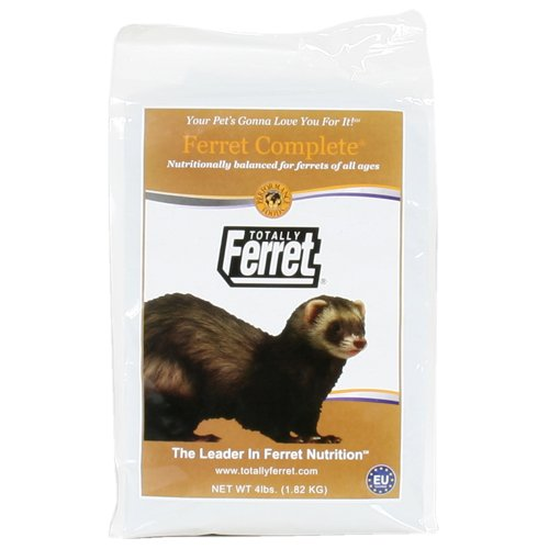 Totally Ferret Food