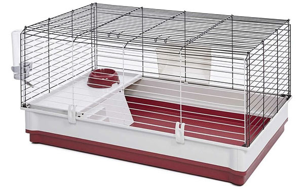 Guinea Pig Cage Size Guide - Suitable for one to two guinea pigs