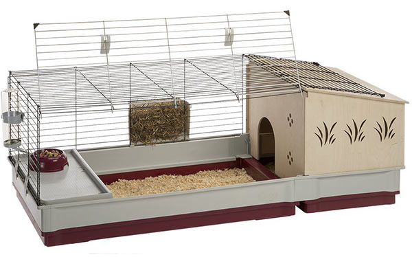 Guinea Pig Cage Size Guide - Cage Suitable For Up To Two Guinea Pigs