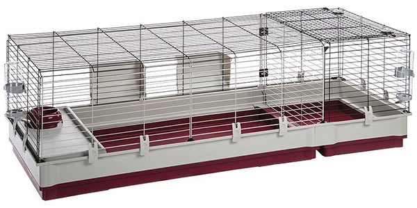 Guinea Pig Cage Size Guide - this cage is suitable for up to two guinea pigs