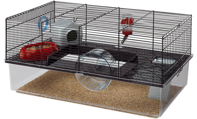 Hamster Cage Tank