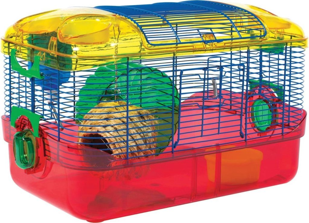 Best dwarf hamster cages a complete guide with top reviews for How to build a hamster cage