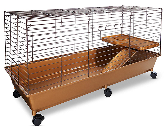 indoor guinea pig cages