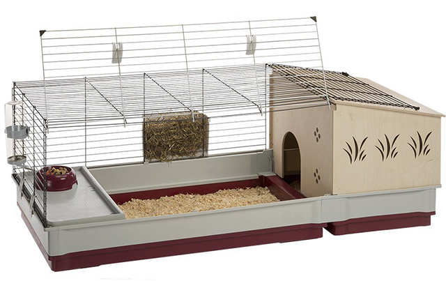 Best indoor guinea pig cage models reviewed with tips for Guinea pig cages for two