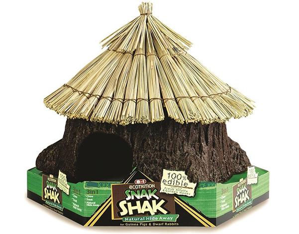 guinea pig shack
