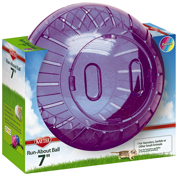 best dwarf hamster ball