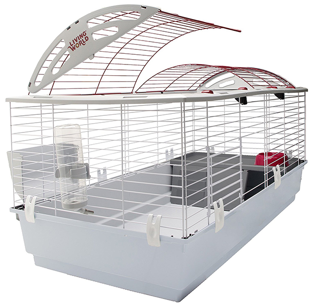 best cages for indoor guinea pigs