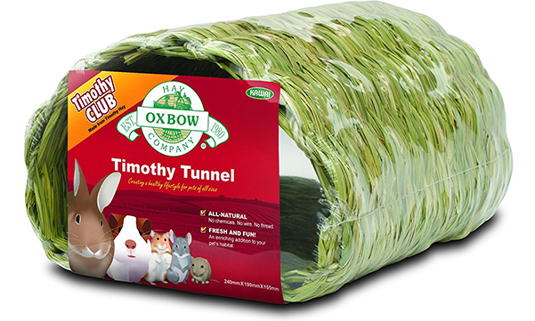 guinea pig tunnels