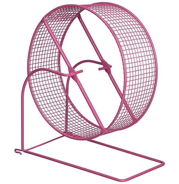 metal hamster wheel