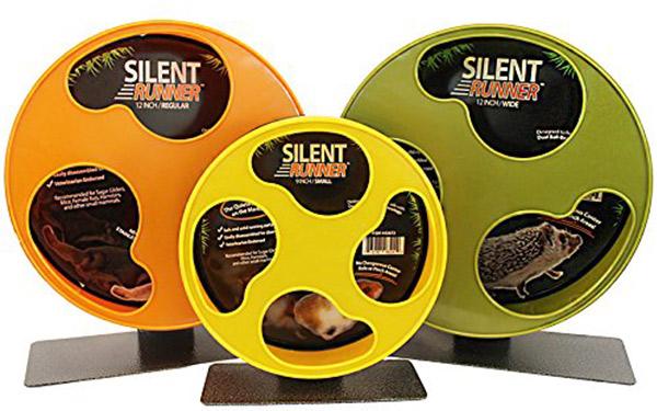 silent hamster wheels