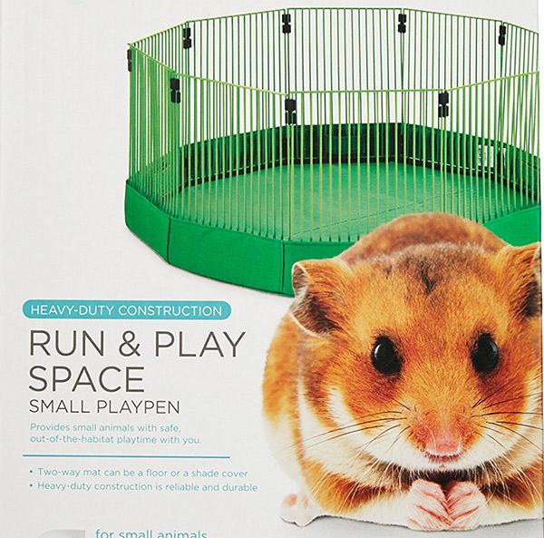 hamster playpen