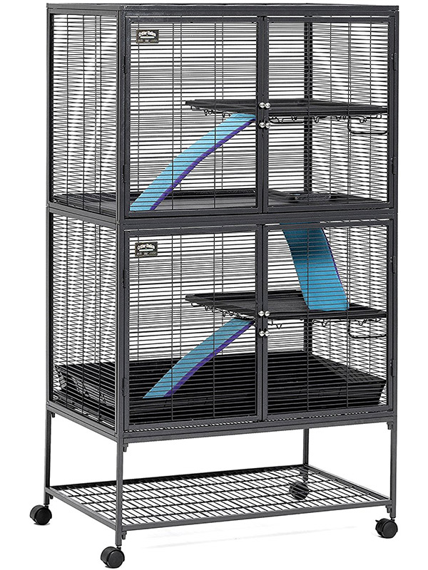hairless rat cage