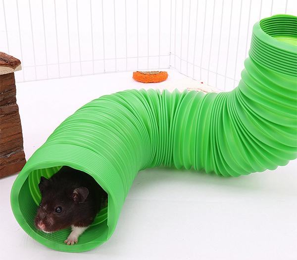 best hamster tunnels